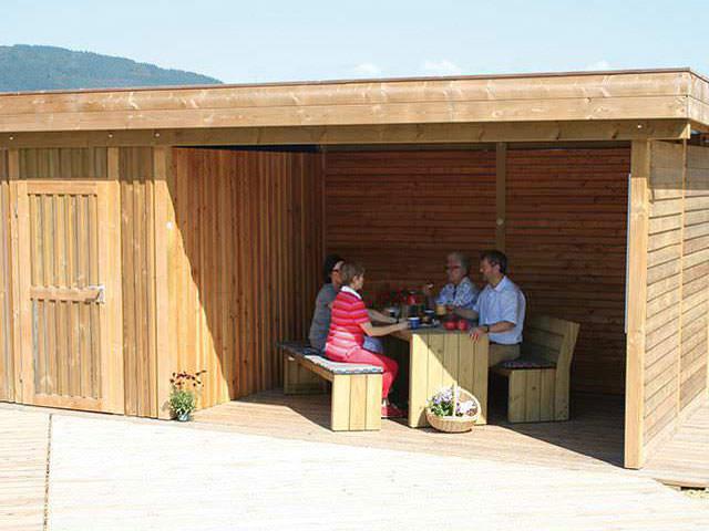 Individuelle Garten Und Gerätehäuser Aus Bestem Holz