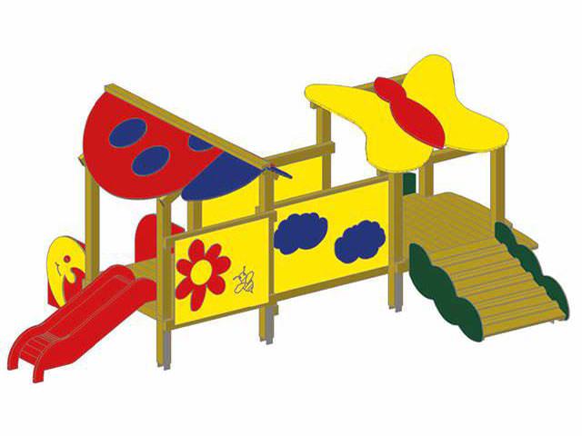 Perfect Simple Spielanlage Feld Und Flur With Spielanlage Garten With  Gnstige Spieltrme.
